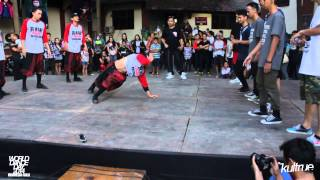 getlinkyoutube.com-World Dance Day 2014 - Friendly Bboy Battle Malaysia Vs Indonesia
