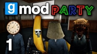 GMod Party w/ Gassy & Friends! #1