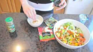 getlinkyoutube.com-Odchudzanie  - smaczny i dietetyczny obiad