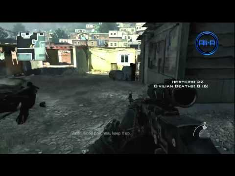 Call of Duty: Modern Warfare 3 - Survival Mode details! Better than Zombies? - COD MW3 Spec Ops