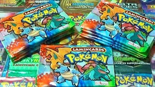 getlinkyoutube.com-Ouverture de 9 Boosters Pokémon RARE Lumincard ! Des cartes pokémon TRANSPARENTES !