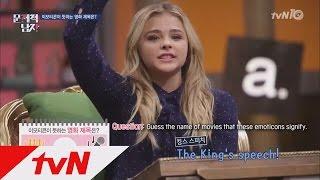 getlinkyoutube.com-(English Subtitles) [The Brainiacs] Chloe Moretz shows off her speedy problem solving skills at the