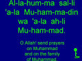 Learn Salat's Arabic - 'Ibrahimiyah 2 - Video 7 - MyZikr.com