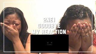 getlinkyoutube.com-2NE1 GOODBYE MV REACTION [ #NEVERSAYGOODBYE2NE1 ]