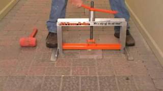 getlinkyoutube.com-brick pavers paver tools ez paver puller