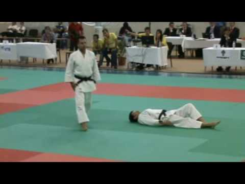 Wold Kata 2009. katame no kata III (ITA)