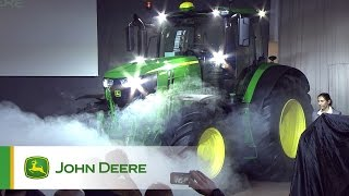 New John Deere 6230R and 6250R press release