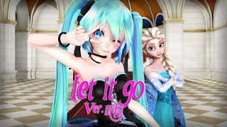 getlinkyoutube.com-MMD TDA:Let It Go (Full Version)