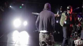 50 Cent ft. Eminem - Patiently Waiting (Live @ SXSW)