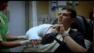 getlinkyoutube.com-Arm Wrestling Injury (Part 1) - Bizarre ER