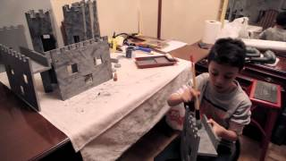 getlinkyoutube.com-Castillo medieval - Tutorial - Alejandro