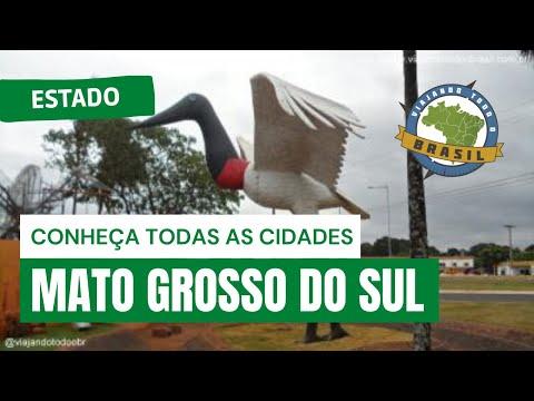 Viajando Todo o Brasil - MATO GROSSO DO SUL