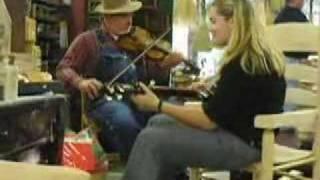 getlinkyoutube.com-Rebekah Weiler, Old Time Music, Best Banjo Picker