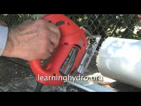 Un jardín hidropónico PVC   YouTube