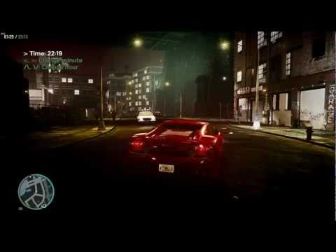 GTA IV iCEnhancer 1.2.5 1080p Gameplay