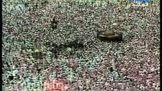 جنازة الشيخ عبدالعزيز بن باز رحمه الله تعالى