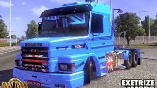 getlinkyoutube.com-#2015 Atualizado - Pack de +20 Caminhões Tops p/ Euro Truck Simulator 2!