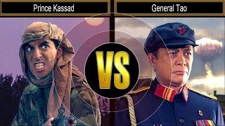 getlinkyoutube.com-Shockwave Mod Challenge Mode: Prince Kassad VS General Tao