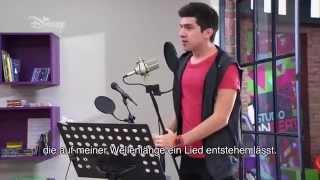 getlinkyoutube.com-Violetta Staffel 2 - DJ's Aufnahmeprüfung (Folge 12) Deutsch