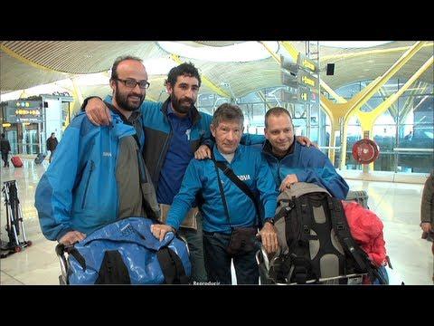 Arranca la expedición BBVA al Annapurna