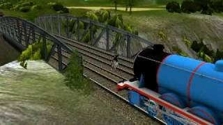 getlinkyoutube.com-Thomas Trainz Remake - Cows V2