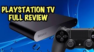 getlinkyoutube.com-Playstation TV - Full Review - Does it Suck?