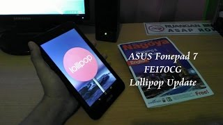 getlinkyoutube.com-Review Asus Fonepad 7 FE170CG Lollipop
