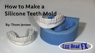 getlinkyoutube.com-How to Make a Silicone Teeth Mold