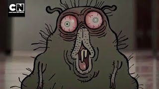 getlinkyoutube.com-Chris Morris the Hamster I The Amazing World of Gumball I Cartoon Network
