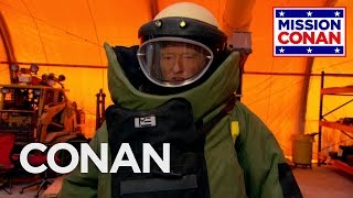 getlinkyoutube.com-Conan Joins The Explosive Ordnance Disposal Division - CONAN on TBS