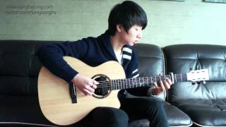 getlinkyoutube.com-(Christina Perri) A Thousand Years - Sungha Jung