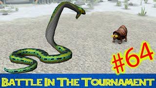getlinkyoutube.com-Jurassic Park Builder - Battle In The Tournament #64