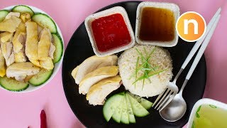 getlinkyoutube.com-Hainanese Chicken Rice | Nasi Ayam Hainan