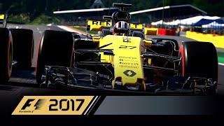 F1 2017 - 'Born To… Make History' Trailer