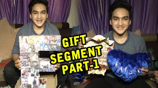 getlinkyoutube.com-Faisal Khan Overwhelmed By Gifts From Fans On His Birthday | Gift Segment| Part 1