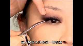 getlinkyoutube.com-原創造形 ( 黃雅蘭老師 ) ----圓臉。下垂多層眼皮調整.flv