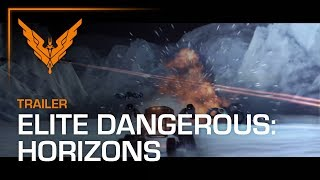 Elite Dangerous: Horizons Launch Trailer