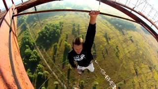 getlinkyoutube.com-JportDev - compilation of awesome crazy Ukrainians climbing high places