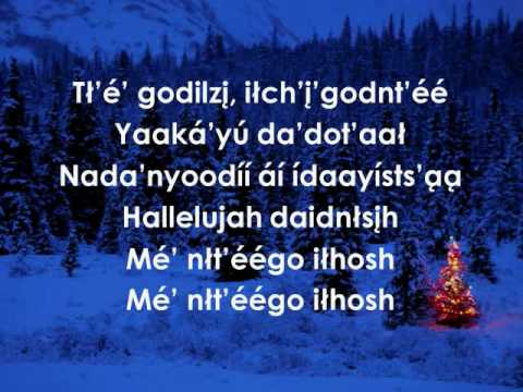 Silent Night, Holy Night (Apache Lyrics)