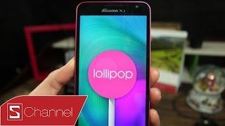 Schannel - Hướng dẫn cài đặt Android 5.0 cho Galaxy J