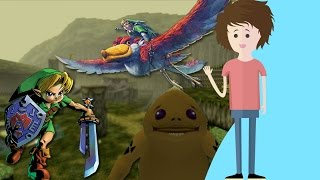 getlinkyoutube.com-Zelda Sidequests - HappyMaskGamer