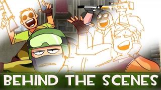 getlinkyoutube.com-Behind the Scenes of TICK TICK BOOM! [Counter-Strike Animation MV]