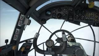 getlinkyoutube.com-IL-2 Battle of Stalingrad HE111