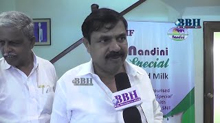 Nagaraju Chairman of Nandini Special Toned Milk - Bigbusinesshub.com