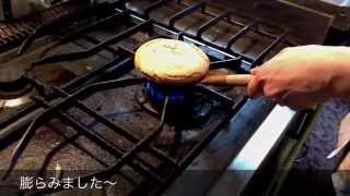 getlinkyoutube.com-カルメ焼きの作り方★ふんわりとしたカルメができあがります!Honeycomb toffee of how to make ★ Easy to handle soft and was Carme!