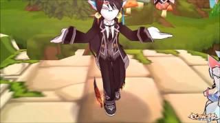 getlinkyoutube.com-Elsword KR - Add - TWICE OOH-AHH - dance avatar