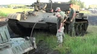 getlinkyoutube.com-Darłowo Zlot Pojazdów Militarnych 2011 Off road ratowanie czołgu