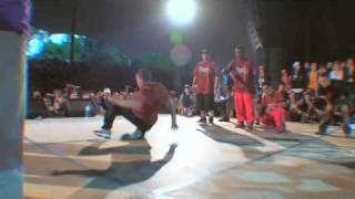 getlinkyoutube.com-Bboy Lil Bob Reel - Clear Talent Group