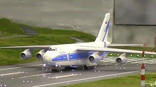 getlinkyoutube.com-ᴴᴰ ✈ Worlds BIGGEST MODEL AIRPORT - 1:87 - H0 Scale - MiWuLa Hamburg