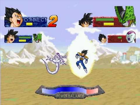 Dragon Ball Z Legend PS X Gameplay + Download Links